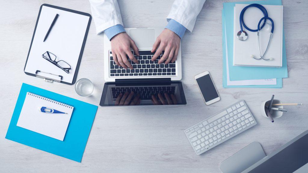 HotHealth Doctor Online Practice Website